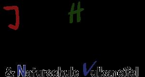 Jugend-Hüttendorf Naturschule Vulkaneifel Logo 2015